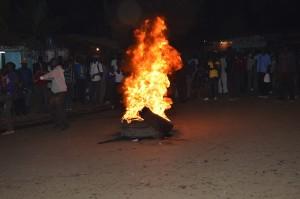 protest 1 kibera